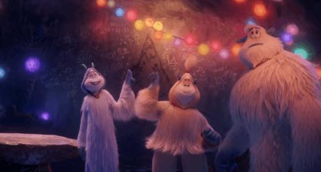 Lumimiehen legenda tekee paluun Pikkujalka-elokuvassa
