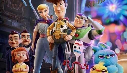 Toy Story 4 -elokuva osoittaa Disney kehityksen