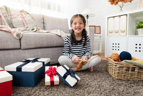 8 suosittua lahjaa lapsille