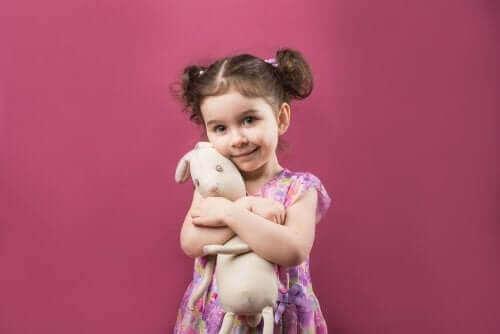 Transitio-objektit - lelut, joita ilman lapsesi ei voi elää