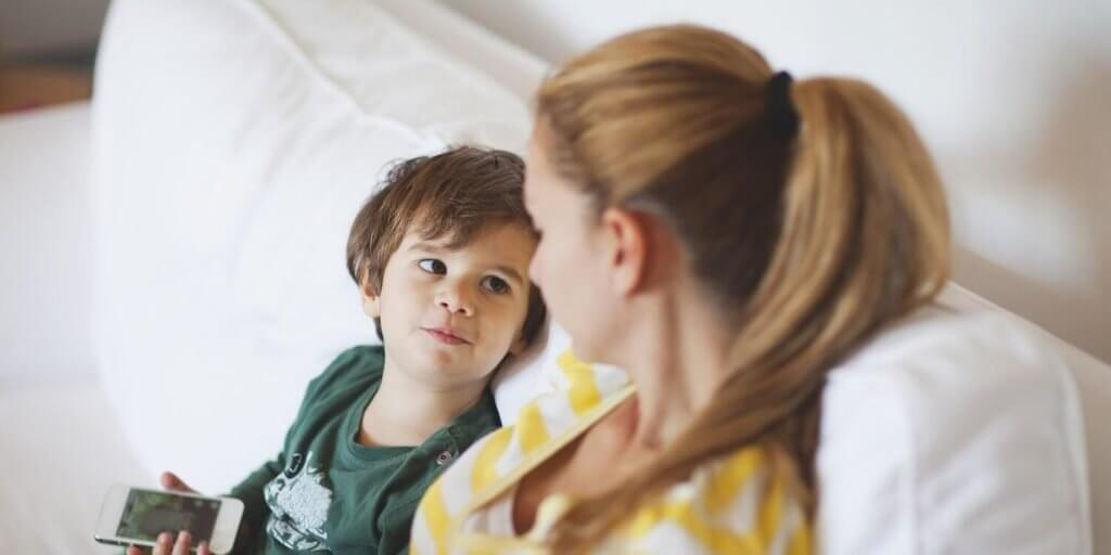 Kun lapsi vaatii paljon huomiota vanhemmiltaan