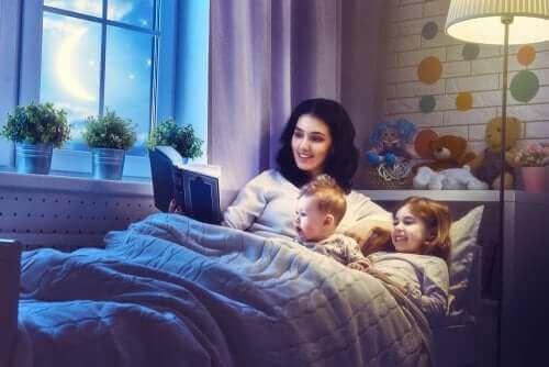 Tarinoiden kasvatuksellinen merkitys lapselle