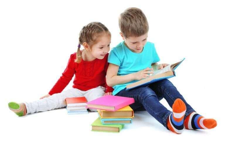 Lisätty todellisuus ja lastenkirjat yhdessä innostavat lapsia lukemaan