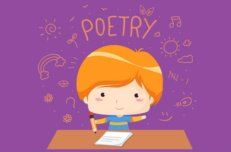 On erilaisia keinoja saada lapsi kiinnostumaan runoudesta