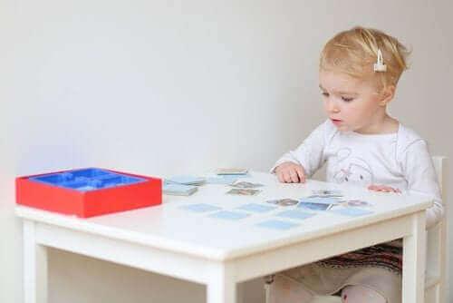 6 hauskaa tapaa kehittää lapsen keskittymiskykyä