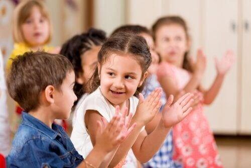 Tunnekasvatuksen tärkeys luokkahuoneessa