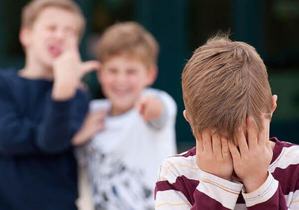 Mitä tehdä, kun lasta kiusataan?