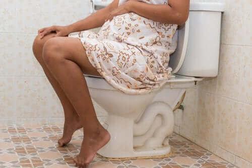 Raskauden aikainen ummetus
