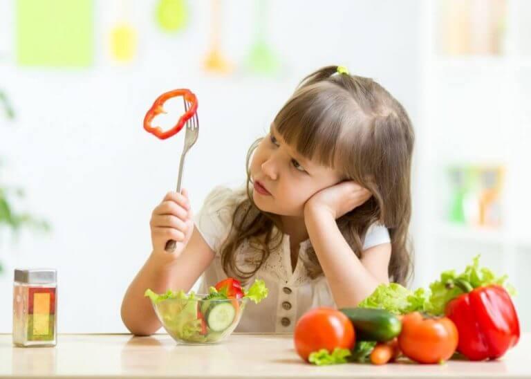 Mitä tehdä, kun lapsi ei syö?