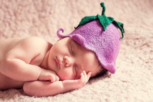 Paras ravinnonlähde vastasyntyneelle on se, jonka äiti itse valitsee