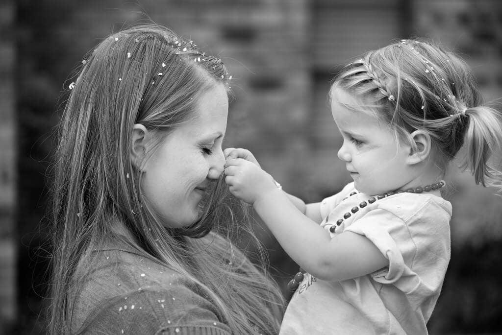 Kuinka rakentaa parempi äidin ja tyttären välinen suhde?
