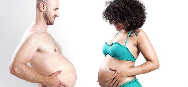Couvade-ilmiö eli tulevan isän raskausoireet