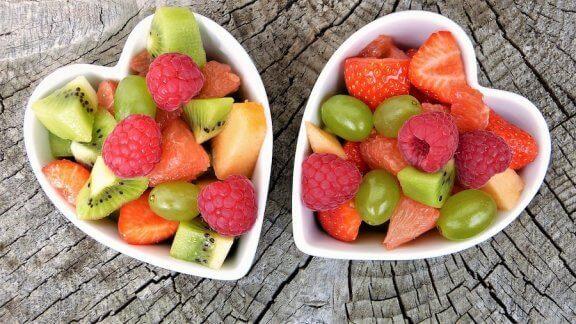 5 lapsille suositeltua hedelmää
