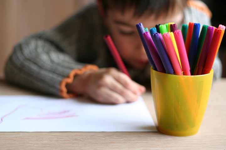 Mitä lapsen piirustukset kertovat?