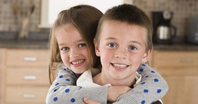 Kun sinulla on sisarus, sinulla on kumppani koko elämäsi ajan