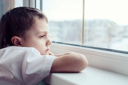 Mitä tehdä, kun oma lapsi on onneton?