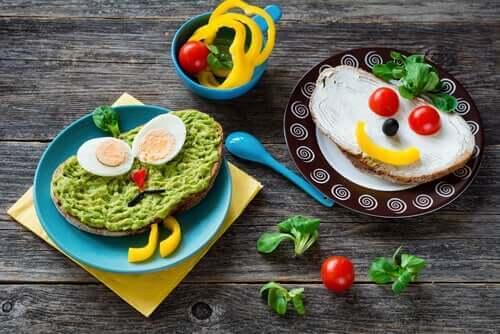 Monet vanhemmat pohtivat, kuinka saada lapsi syömään enemmän kasviksia.