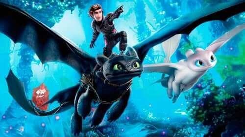 Parhaat elokuvat DreamWorksilta