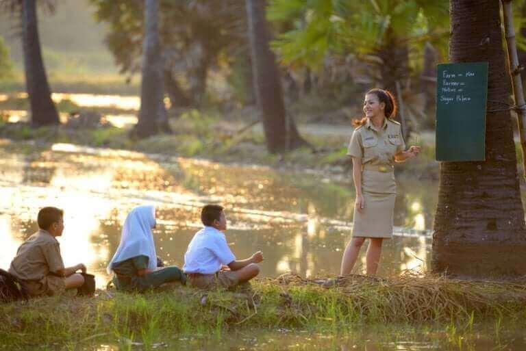 Unicefin työ lasten suojelemiseksi on tunnustettu ympäri maailman