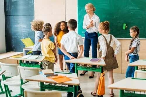 Kun oppilaalla on enemmän vastuuta oppimisestaan, on hän aktiivisempi ja osallistuvampi oppimisprosessissa