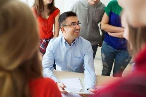 Kun oppilas saa enemmän koulutukseen liittyvää vastuuta, on hän vastaanottavaisempi uuden oppimiselle