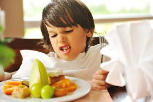 Valikoiva syöminen varhaislapsuudessa