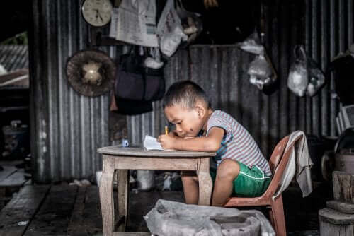 Unicefin työ lasten suojelemiseksi