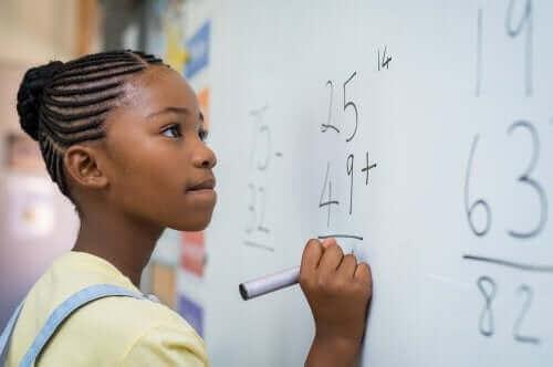 Lapsen matemaattinen älykkyys