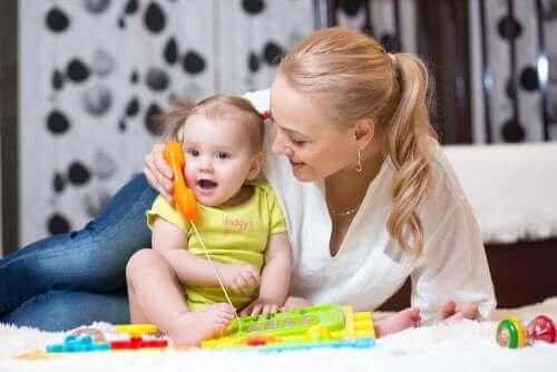 Mikä on vauvakieli?