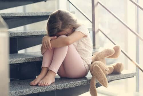 Lasten yleistynyt ahdistuneisuushäiriö