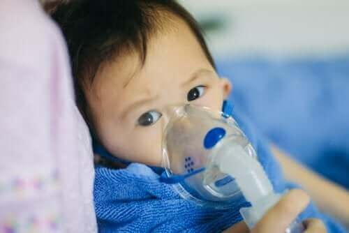 Lapsen astman hoito