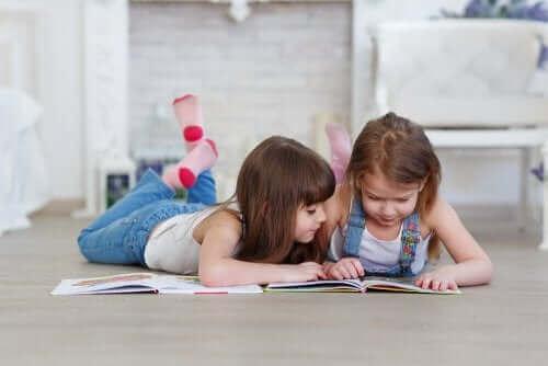 Kuinka auttaa lasta lukemisen aloittamisessa?
