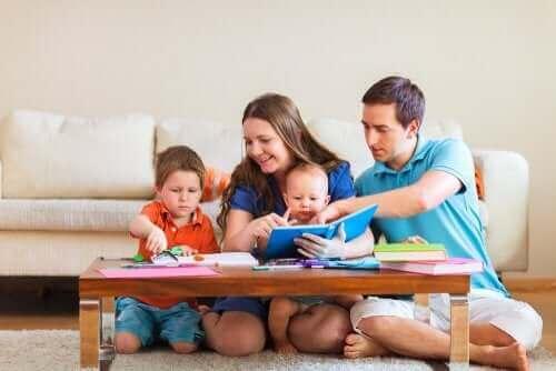 Opeta lasta olemaan uskollinen periaatteilleen