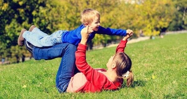 Lapseni ja minä olemme loistava tiimi