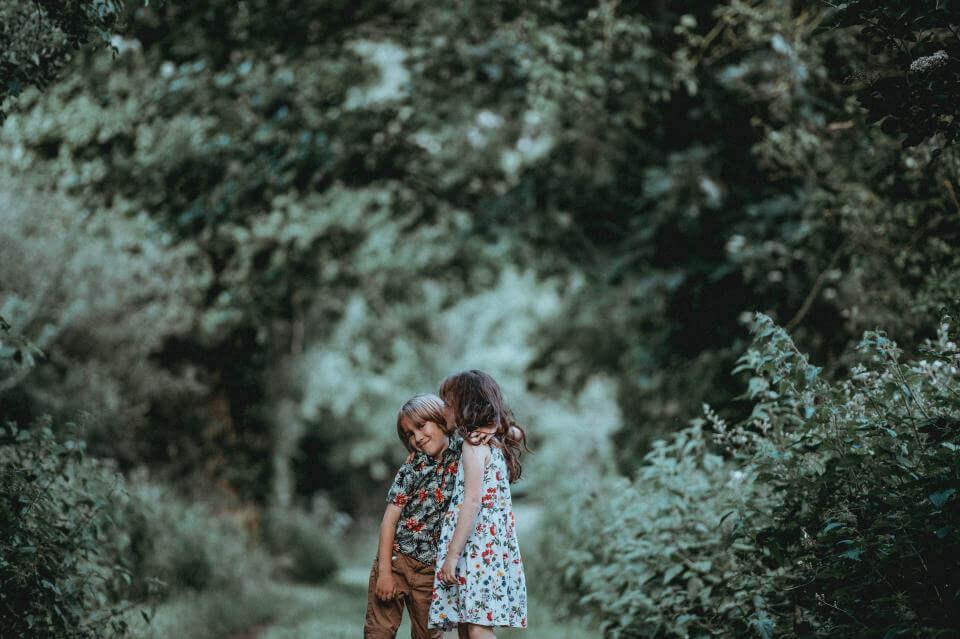 Juuret ja siivet ovat paras lahja, jonka voit lapsellesi antaa