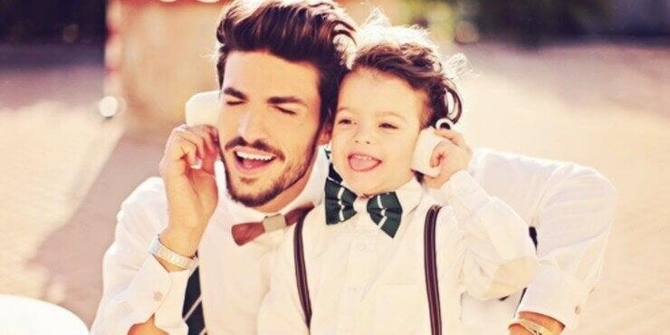 Modernit isät, tietoiset isät