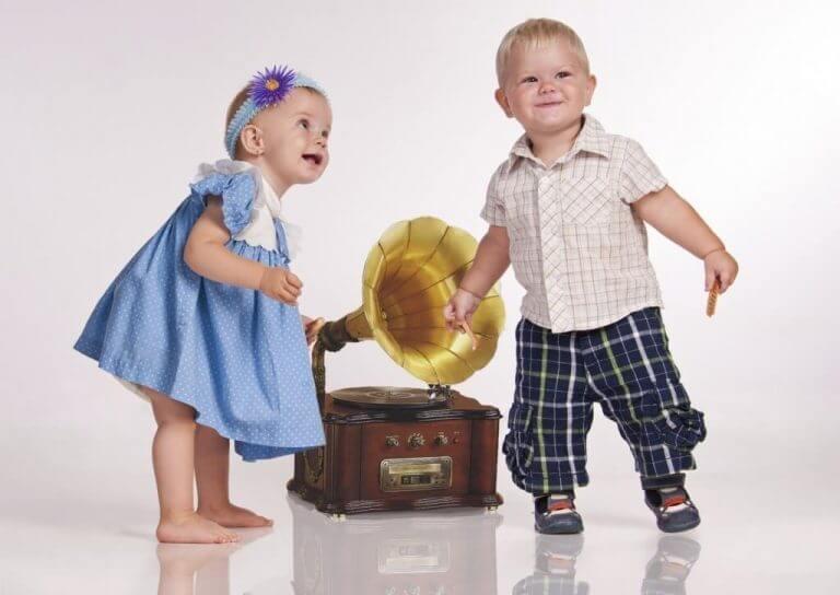 5 fyysistä aktiviteettia 2-5-vuotiaille lapsille