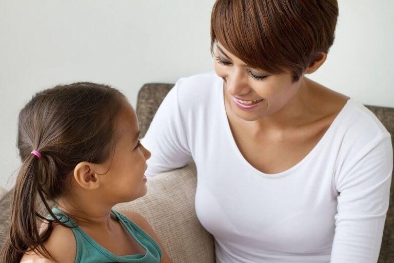 7 harjoitusta lapselle, jonka puheen kehitys on viivästynyt