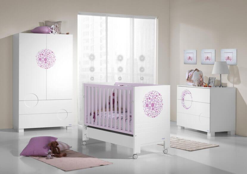 Vinkkejä vauvan huoneen sisustamiseen
