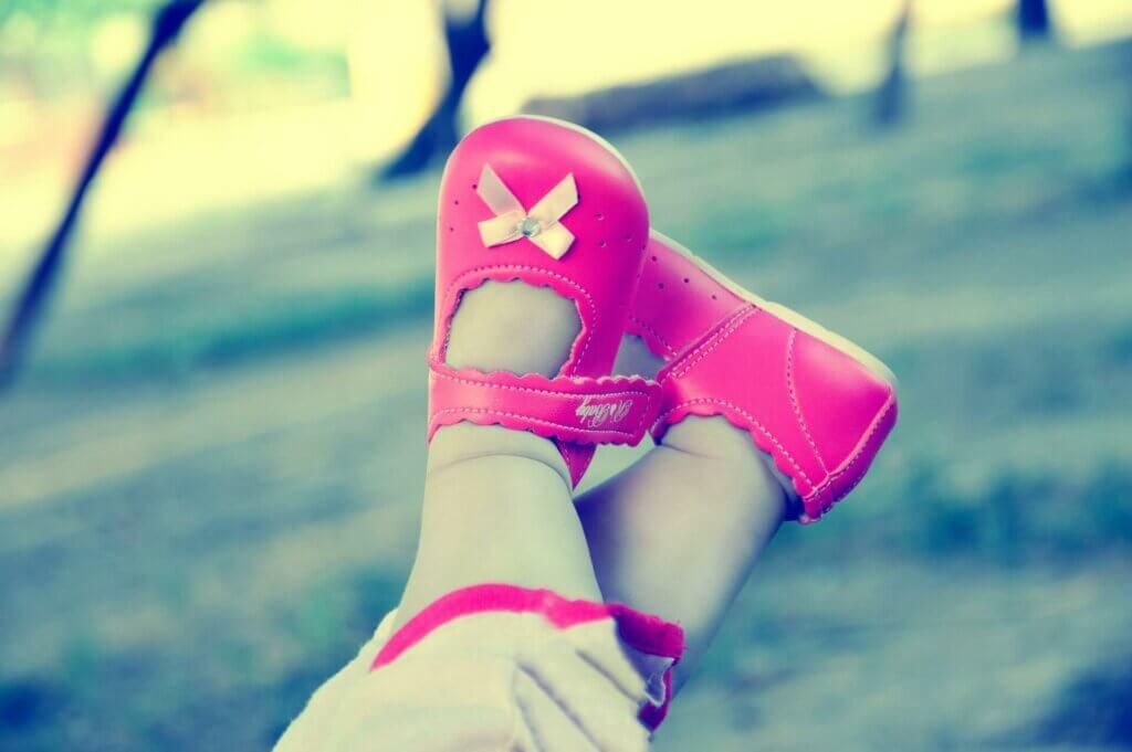 Kuinka valita sopivat kengät lapselle?