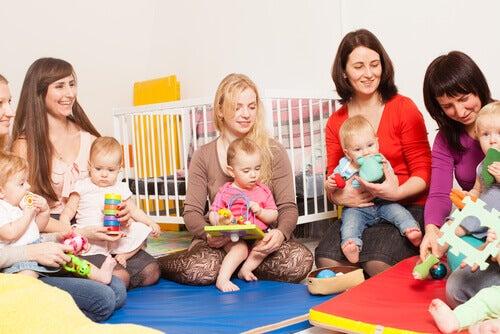 Kuinka auttaa lasta sopeutumaan päivähoitoon?