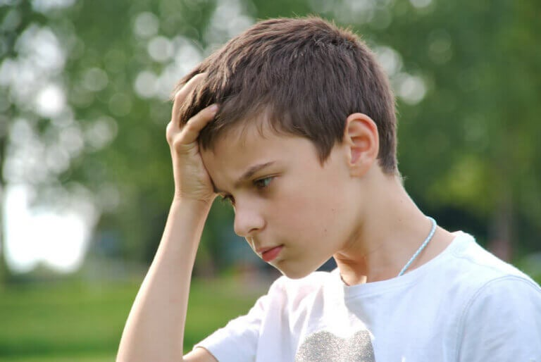Kuinka reagoida, kun lapsi tekee virheen?