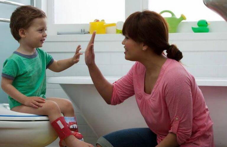 Onko lapsen yökastelusta syytä huolestua?