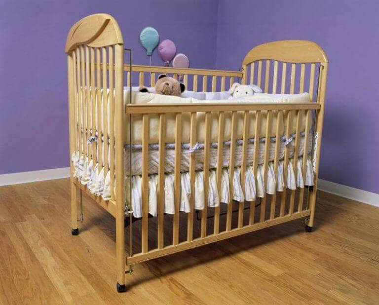 5 eri tyyppistä vauvansänkyä hyötyineen ja haittoineen