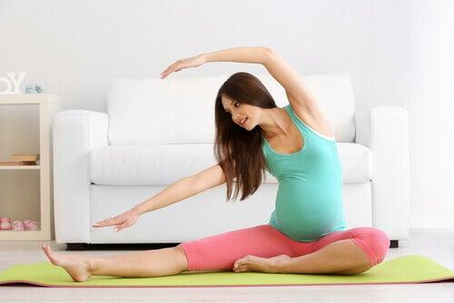 Stressin hallinta raskauden aikana