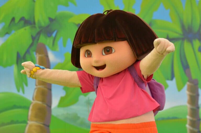 Miksi Seikkailija Dora on niin suosittu lasten keskuudessa?
