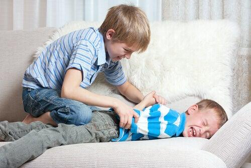Kuinka välttää sisarusten välistä mustasukkaisuutta?