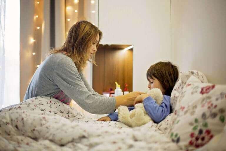 Mikä on suppo ja milloin sitä käytetään lapsella?