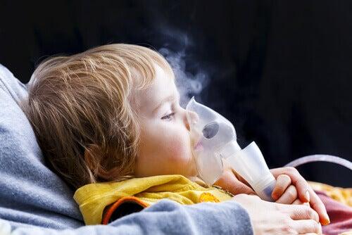 Astman oireet lapsilla