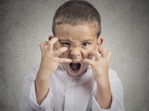 5 eri tyyppistä lasten kiukkukohtausta